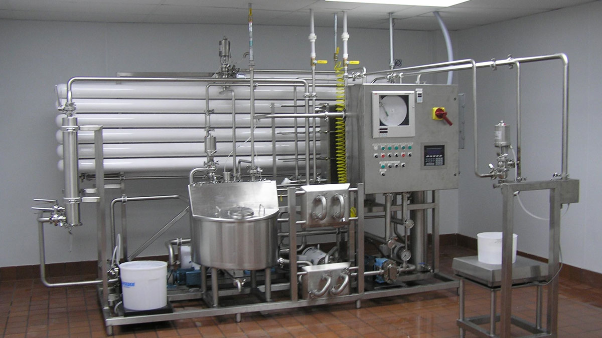 Completely Integrated Egg Products Processing Plants