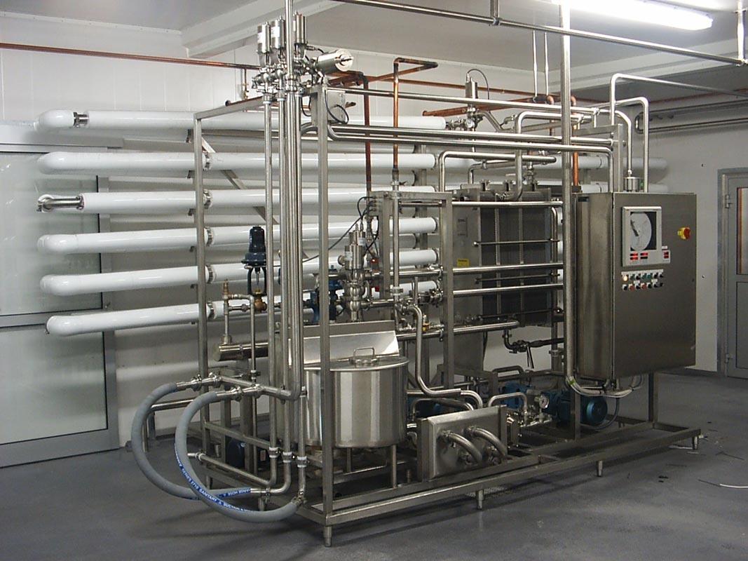 Beer-Pasteurizer